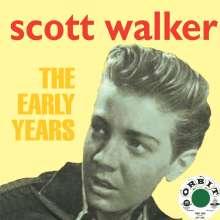Scott Walker: The Early Years, CD