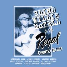 Blind Willie McTell: Regal Country Blues, 2 CDs
