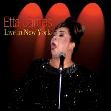 Etta James: Live In New York, CD