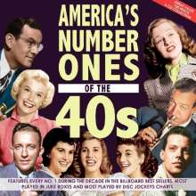 America's No.1s Of The 40s, 6 CDs