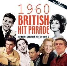 1960 British Hit Parade Part 2 (Vol. 9), 4 CDs