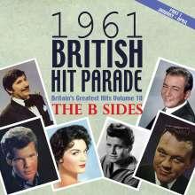 1961 British Hit Parade: The B-Sides, Part 1, 4 CDs