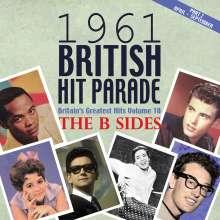 1961 British Hit Parade: The B-Sides Part 2, 4 CDs