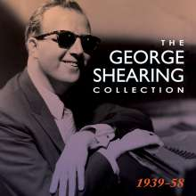George Shearing (1919-2011): The George Shearing Collection, 4 CDs