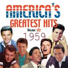 America'a Greatest Hits Volume 10: 1959, 4 CDs