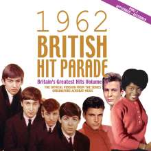 British Hit Parade 1962: Britain´s Greatest Hits Vol. 11 Part 3 (September - December), 4 CDs