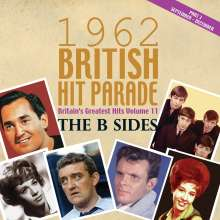 British Hit Parade 1962: Britains Greatest Hits Vol. 11: The B Sides Part 3 (September - December), 4 CDs