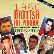 1960 British Hit Parade: The B Sides Part 3 (September - December), 4 CDs