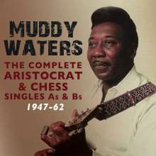 Muddy Waters: The Complete Aristocrat & Chess Singles As & Bs 1947- 1962, 4 CDs