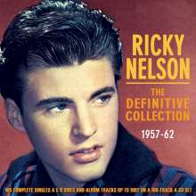 Rick (Ricky) Nelson: The Definitive Collection 1957 - 1962, 4 CDs