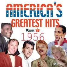 Americas Greatest Hits 1956 Vol.7, 4 CDs