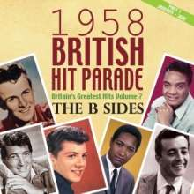 British Hit Parade: 1958 - The B Sides Part 1, 4 CDs