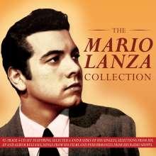 Mario Lanza: The Mario Lanza Collection, 4 CDs