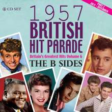 1957 British Hit Parade Part 2: July - December (The B-Sides), 4 CDs