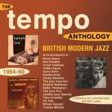 The Tempo Anthology: British Modern Jazz 1954 - 1960, 4 CDs