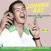 Johnnie Ray (1927-1990): The Singles Collection As & Bs 1951 - 1961, 4 CDs