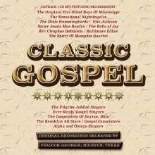 Classic Gospel 1951 - 1960, 4 CDs