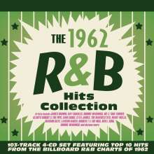 1962 R&B Hits Collection, 4 CDs