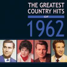 Greatest Country Hits Of 1962, 4 CDs