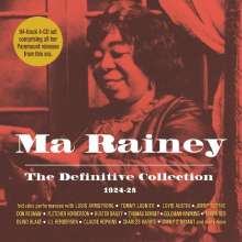 Ma Rainey: The Definitive Collection, 4 CDs