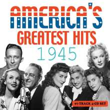 America's Greatest Hits 1945, 4 CDs