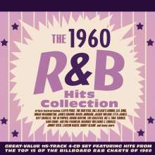1960 R&B Hits Collection, 4 CDs