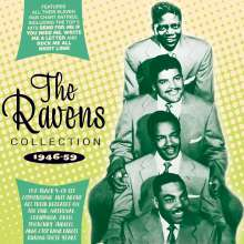 The Ravens: Collection 1946 - 1959, 4 CDs