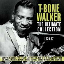 T-Bone Walker: The Ultimate Collection, 5 CDs
