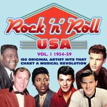 Rock'n'Roll USA Vol.1, 5 CDs
