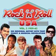 Rock'n'Roll USA Vol.2, 5 CDs