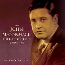 John McCormack Collection 1906-42, 5 CDs