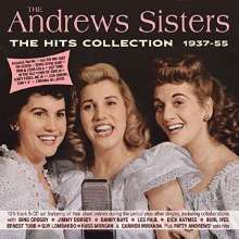 Andrews Sisters: The Hits Collection 1937 - 1955, 5 CDs