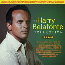 Harry Belafonte: The Collection 1949 - 1962, 5 CDs