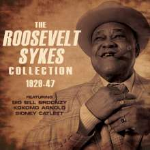 Roosevelt Sykes: The Roosevelt Sykes Collection 1929 - 1947, 3 CDs