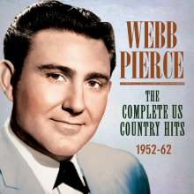 Webb Pierce: The Complete US Country Hits 1952 - 1962, 3 CDs