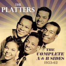 The Platters: The Complete A & B Sides 1953-62, 3 CDs