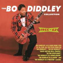 Bo Diddley: The Bo Diddley Collection 1955 - 1962, 3 CDs