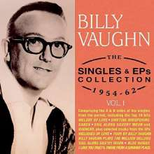 Billy Vaughn: The Singles & EPs Collection 1954 - 1962, 3 CDs