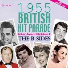 1955 British Hit Parade: The B Sides Part 1, 3 CDs