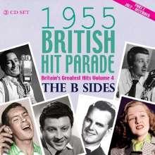 1955 British Hit Parade: The B Sides Part 2, 3 CDs