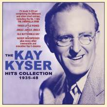 Kay Kyser (1905-1985): The Kay Kyser Hits Collection 1935 - 1948, 3 CDs
