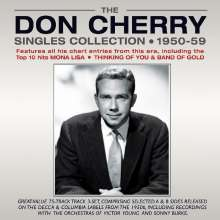 Don Cherry (1936-1995): Singles Collection 1950 - 1959, 3 CDs