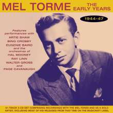 Mel Tormé (1925-1999): Early Years..-Box Set-, 3 CDs