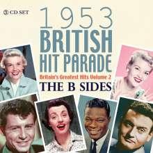 1953 British Hit Parade: The B Sides (Vol.2), 3 CDs