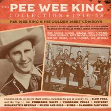 Pee Wee King: The Pee Wee King Collection 1946 - 1958, 3 CDs