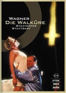 Wagner / Gambill / Behl: Die Walkure, DVD
