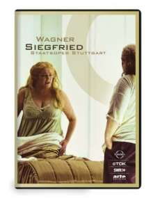 Wagner / West / Gasteen: Siegried (2pc), DVD