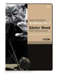 Bruckner / Schubert / W: Symphony 5, DVD