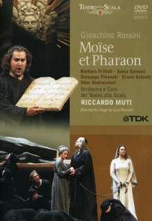 Gioacchino Rossini (1792-1868): Mose (Version von 1827), 2 DVDs