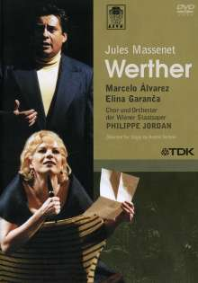 Jules Massenet (1842-1912): Werther, DVD